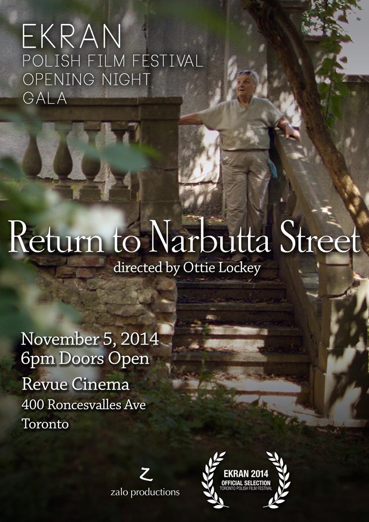 Return to Narbutta Street Film