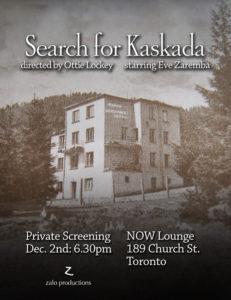 Searching for Kaskada