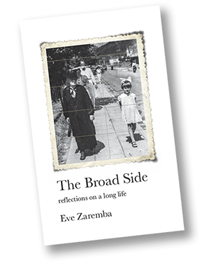 Eve Zaremba The Broad Side